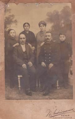 Bir zamanlar İstanbul'da fotoğraf sanatı portre fotoğrafçılığı 1