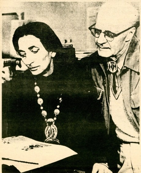 Jon ve Gypsy Lou Webb, Miller kitabıyla...
