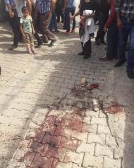 Kurdish history: Blood flows, children stare.