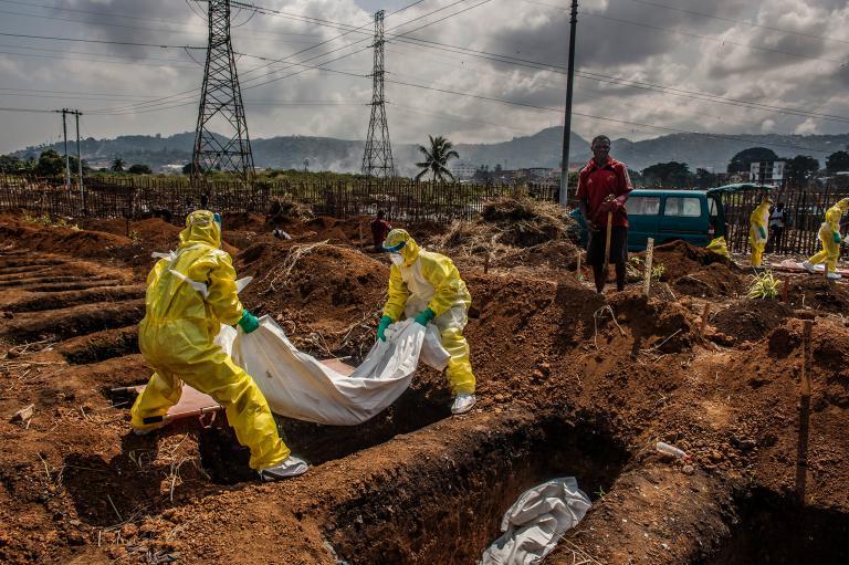 Pete Muller - Ebola