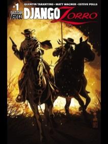 Django Zorro ile tanışınca 3