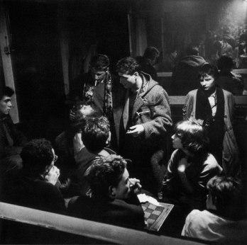[Ed van der Elsken] – Love on the Left Bank - 1954 8