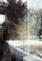 Dondal - 2014 - 40x30cm - Kagit üzerine cin mürekkebi ve sulu boya