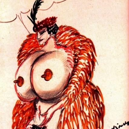 Federico Fellini - Erotika 4