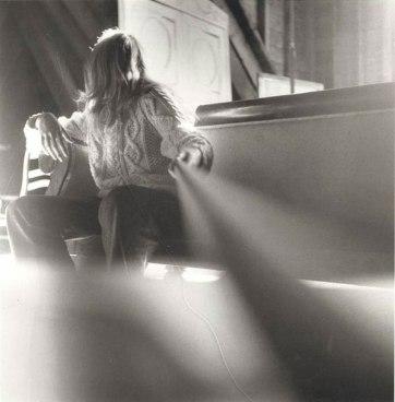 Francesca Woodman: Bir melek olmak üzerine 9