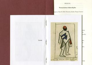 Güneşin Zaptı / Velimir Hlebnikov (prolog), Aleksey Kruçenih (libretto), Kazimir Maleviç (sahne tasarımı ve kostümler) 3