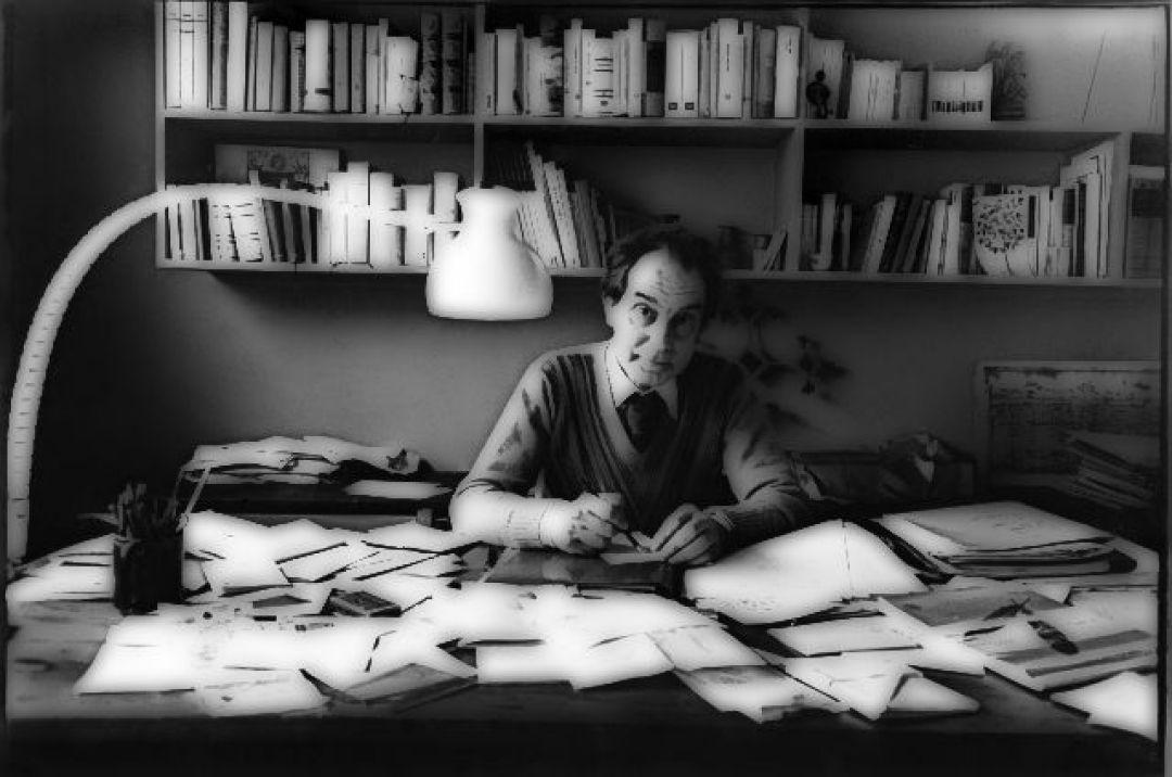 [Italo Calvino] Learning to be Dead 2