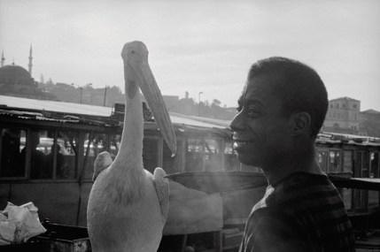 James Baldwin @Istanbul 17