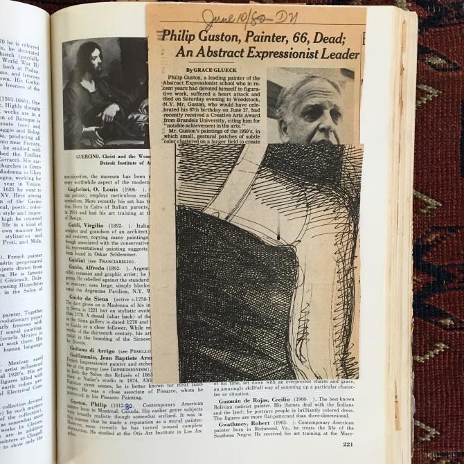 John Gall - Found Art Encyckopedia 9