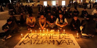 """Massacre in Kobane"""