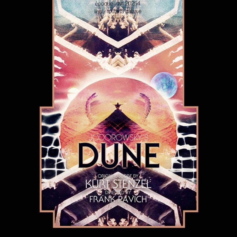 Kurt Stenzel – Jodorowsky's Dune: Original Motion Picture Soundtrack 1