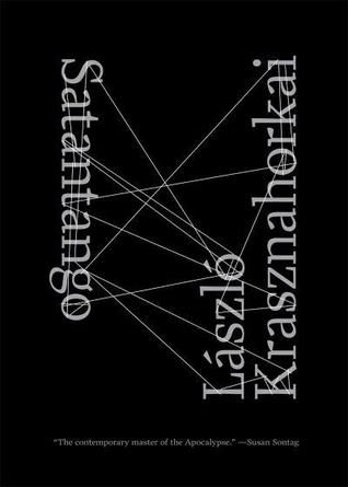 László Krasznahorkai kitap kapakları 1