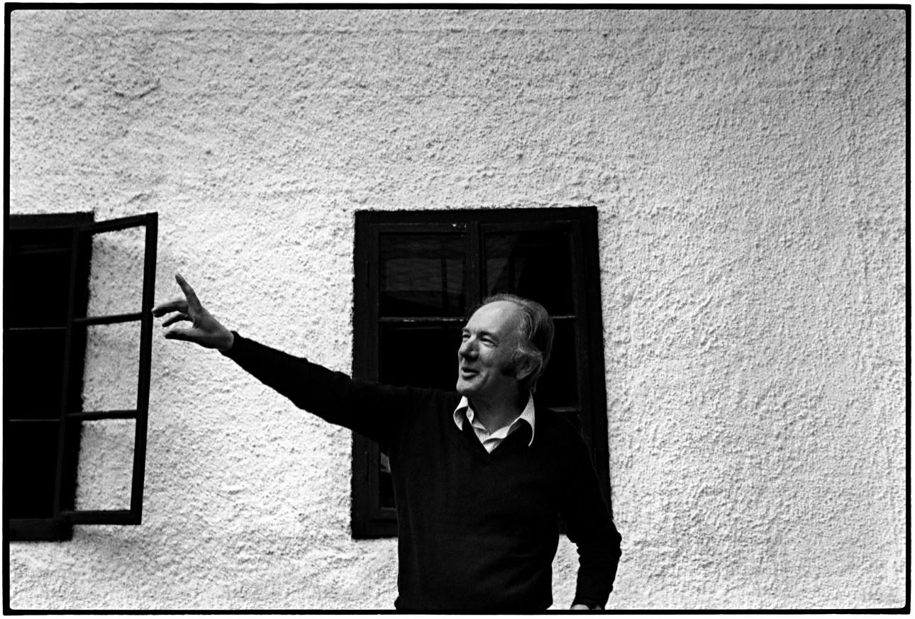 """Thomas Bernhard: """"Sanatoryumlarda gezerken sevişmek olmazdı"""" 4"""