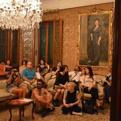 Venice Experimental Cinema and Performance Art Festival 14