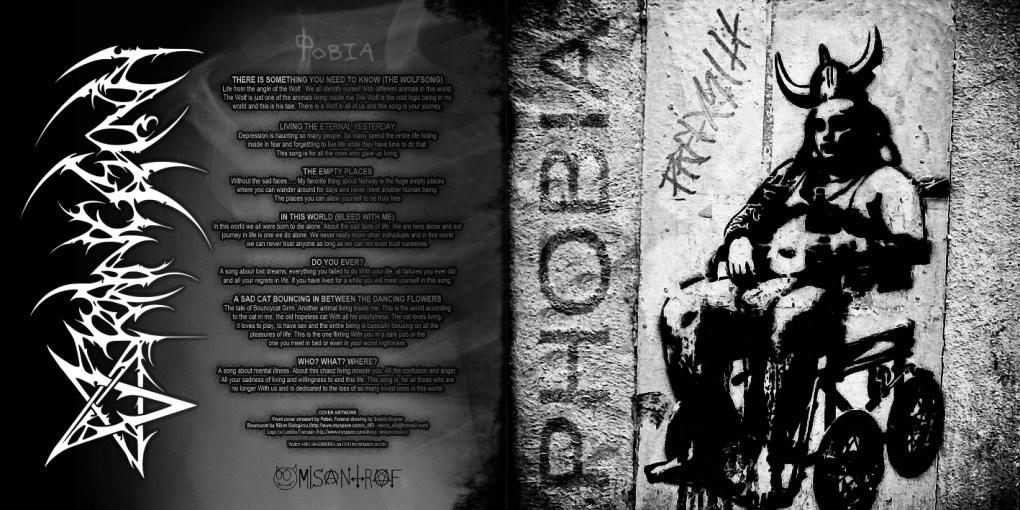 Vrangsinn - Phobia (2009) 2