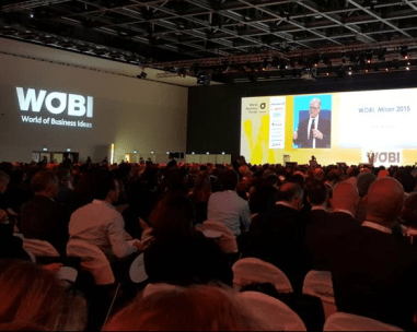 "World Business Forum 2015 - Sir Ken Robinson: ""Coltivare la creatività"" -"