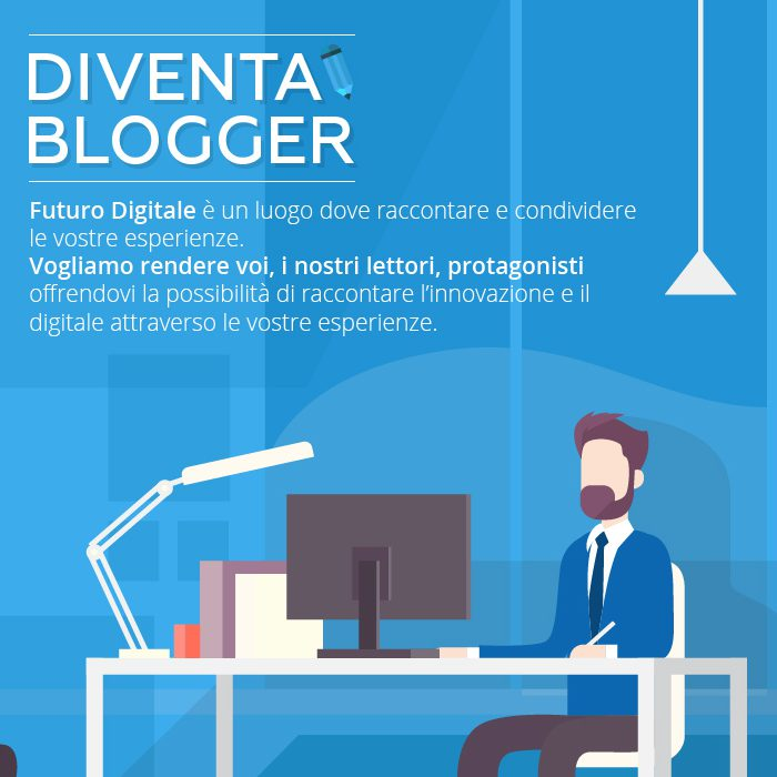 Diventa Blogger - Futuro Digitale