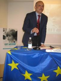 Dott. Matteo Fornara al Convegno Left behind. Milano, 26 maggio 2010