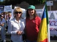 Corina F. Vatavu & Simona C. Farcas - Marcia Nazionale della Vita 2012