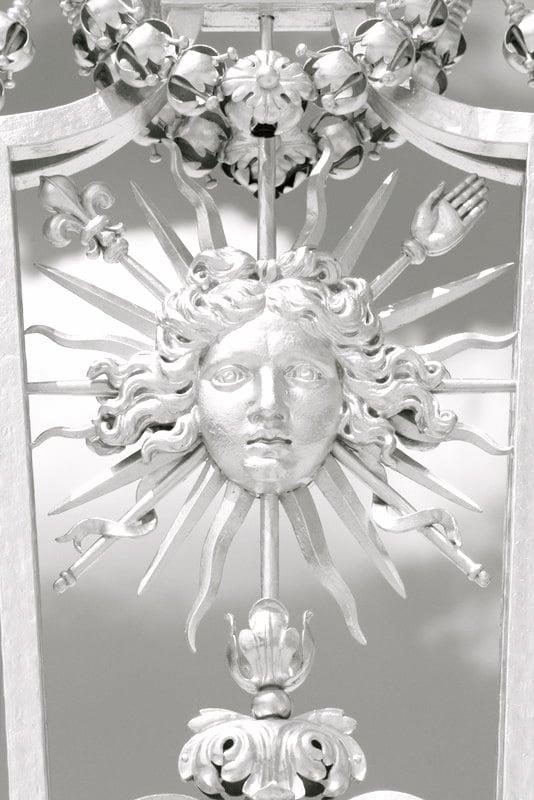 Portail Solaire Entrée de Versailles