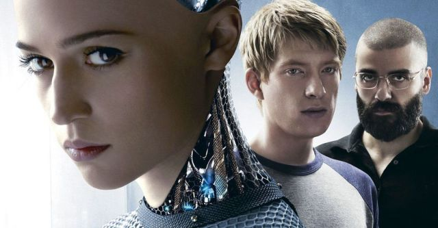 Ex-Machina - Intelligence artificielle - Le film (2015)
