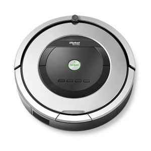 Roomba_Robot