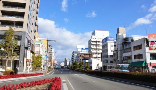 中山下(岡山市北区) 〜 城と城下の間の侍屋敷町