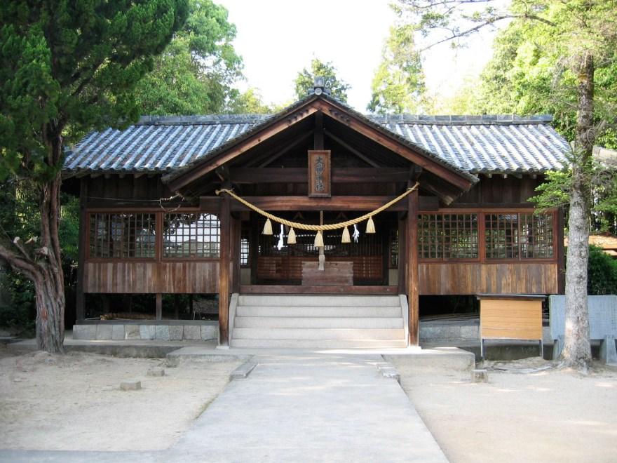 大神神社の社殿
