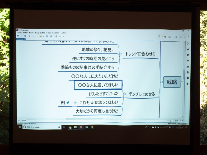 第15回岡山ブログカレッジ@倉敷soil