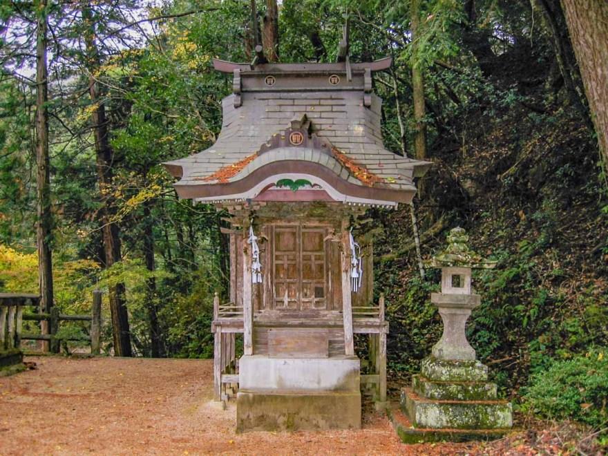 天石門別神社 境内社 八幡神社