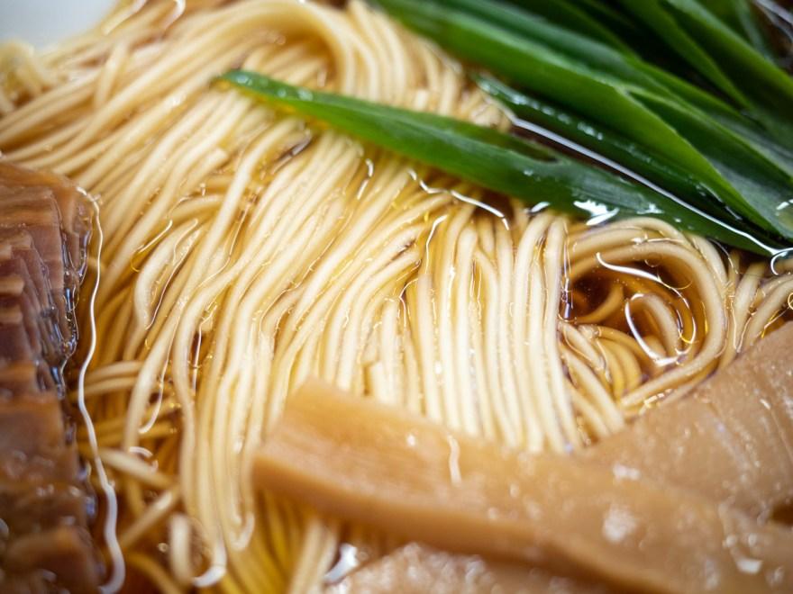 笠北:笠岡ラーメン 麺