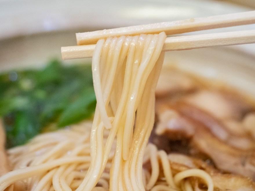 麺屋 千鳥:中華そば(笠岡ラーメン)