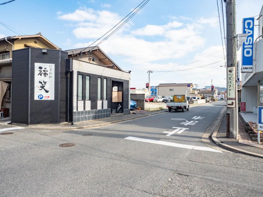 麺屋 千鳥:第二駐車場
