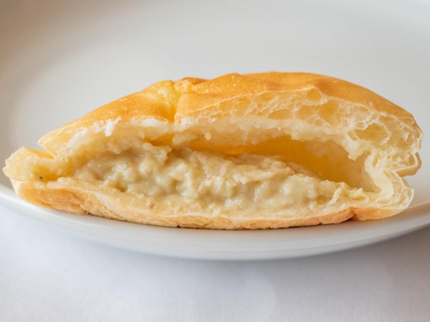 エビスパン:バナナクリームパン