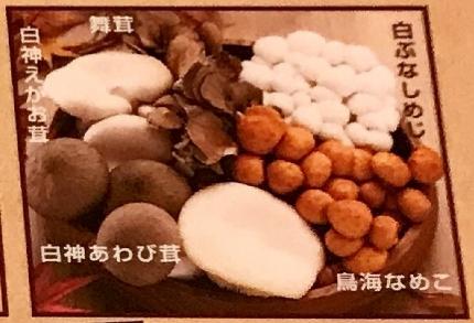 五右衛門パスタ_秋メニュー_きのこ