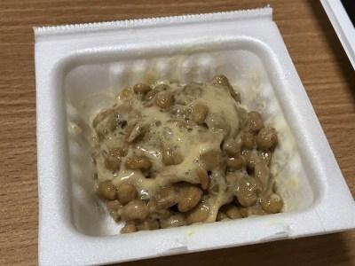 セブンイレブン-納豆