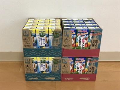 楽天購入品_2018年5月_カゴメ