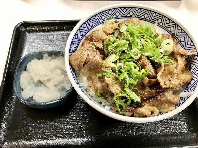 20180727_吉野家_おろし牛カルビ丼_01