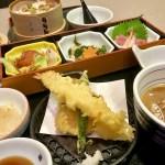 夢庵「秋の味覚ご馳走フェア」松茸とイベリコ豚の巻