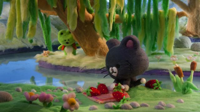 うさぎのモフィ シーズン39話の動画