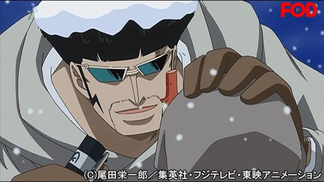 ワンピース ドレスローザ編705話の動画