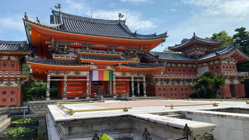 昭和時代に建てられた寺院・耕三寺
