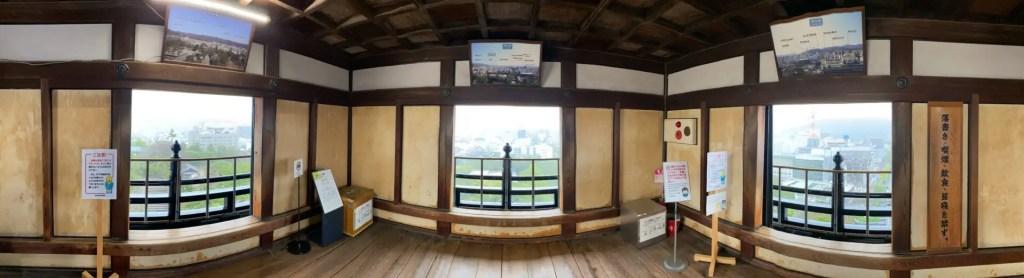 日本で唯一、全ての建造物が復元でない形で残るお城・高知城へ