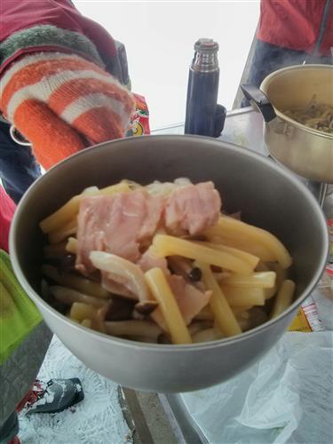 美味しいスープパスタ