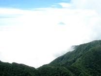 富士山も南に見える」