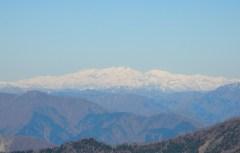 壮麗なる白山