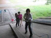 1:1、少人数パーティのときはカウンターウェイトでの応用技。
