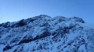 ⑦赤岳西壁主稜