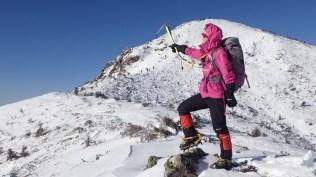 雪山をめざす女たち1