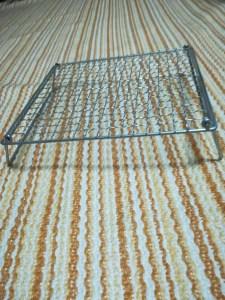 百円ショップの網
